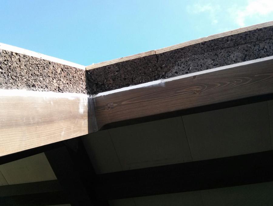 caliplac paneles sndwich madera para cubierta