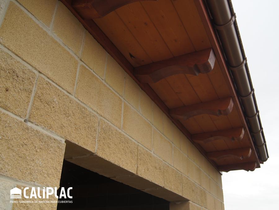 Paneles de madera para fachadas de madera fachadas - Paneles para forrar paredes ...