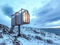 Las cabinas de Fleinvaer