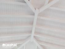 Cubierta Abeto Blanco Decapé