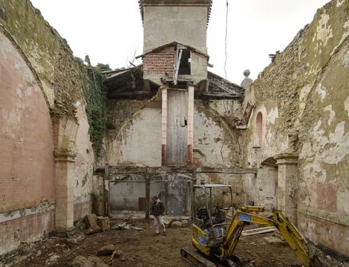Iglesia del siglo XVI