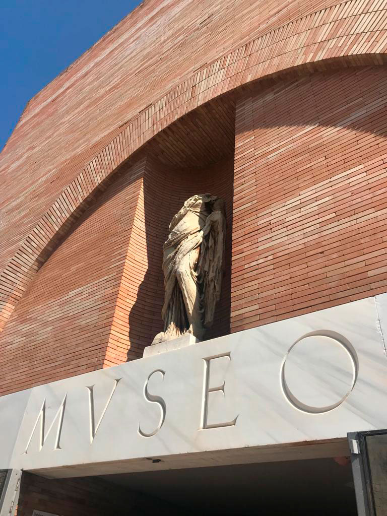 Museo Nacional de Arte Romano / Rafael Moneo / Mérida (Badajoz)