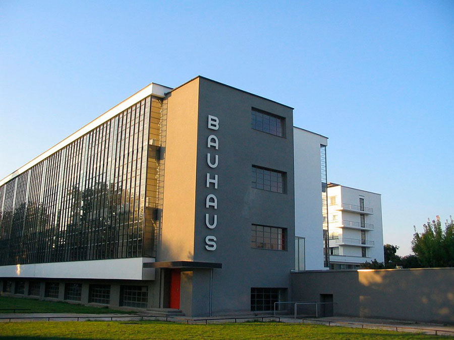La Bauhaus en Berlín